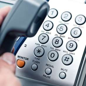 Ремонт телефонной проводной связи в квартире и предприятии, в Москве