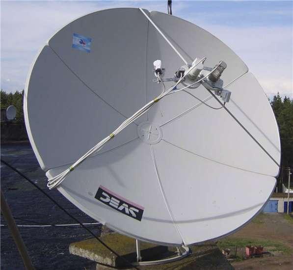 200 каналов спутникового ТВ