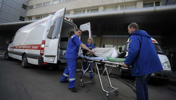Перевозка лежачих больных, инвалидов