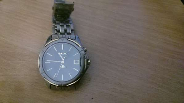 Часы Seiko kinetic