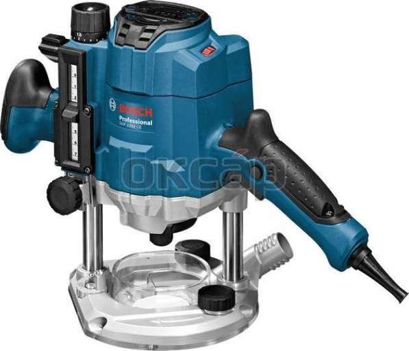 Фрезер универсальный Bosch GOF 1250 CE 0601626000