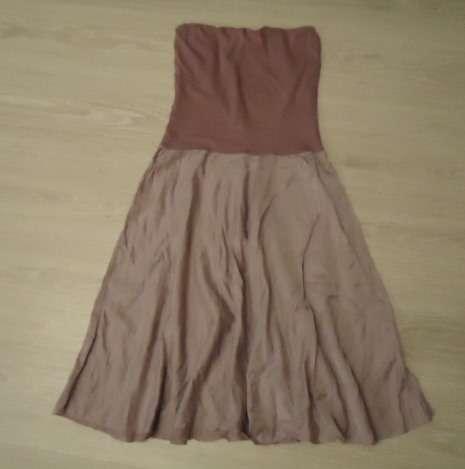 Платье летнее сиреневое бу