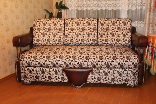 Диван трансформер 3 в 1(диван, кровать-стол)