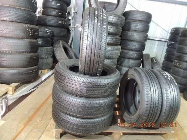 Легковые, грузовые б/у шины R13-R22.5 ОПТОМ из Германии