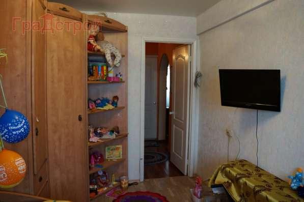 Продам трехкомнатную квартиру в Вологда.Жилая площадь 63 кв.м.Дом панельный.Есть Балкон. в Вологде фото 4