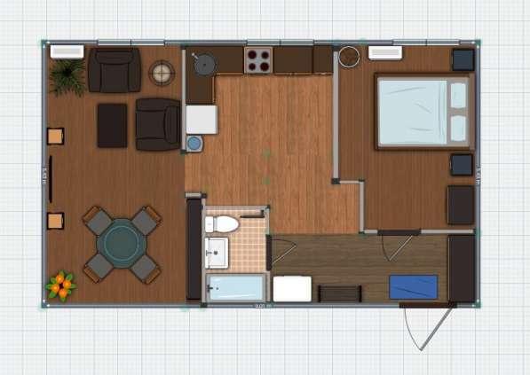 Даже с ограниченным бюджетом можно купить 2-комнатную кв