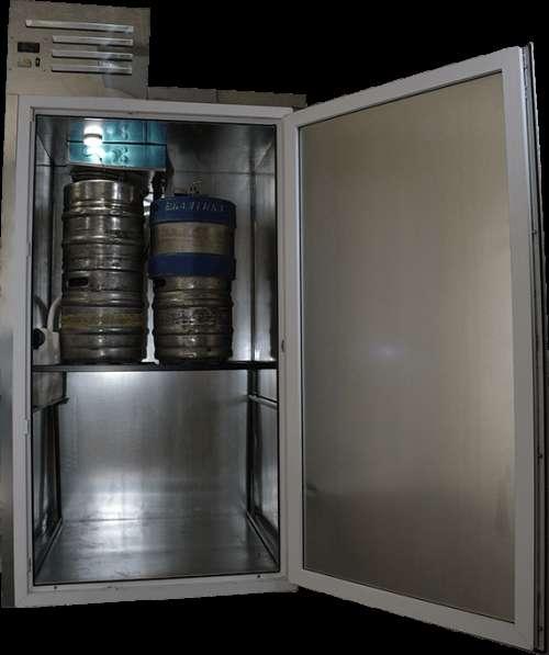 Кегераторы BERK- Холодильные камеры для пива в Санкт-Петербурге фото 3