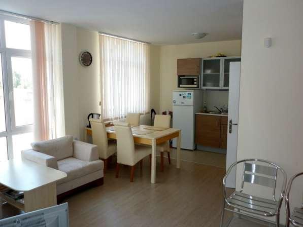 Двухкомнатная квартира на Болгарском побережье