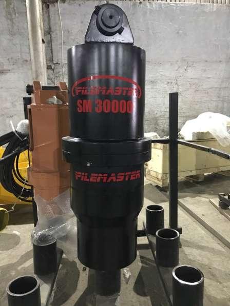 Гидробур Pilemaster Pilemaster SM30000 для экскаватора