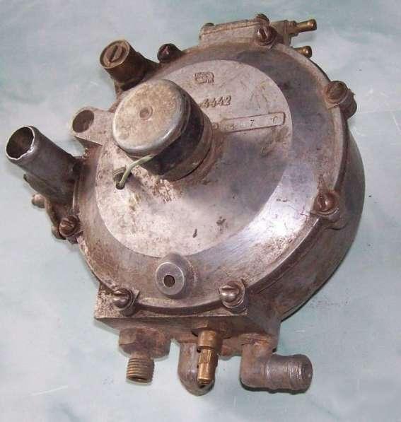 Газовое оборудование Редуктор