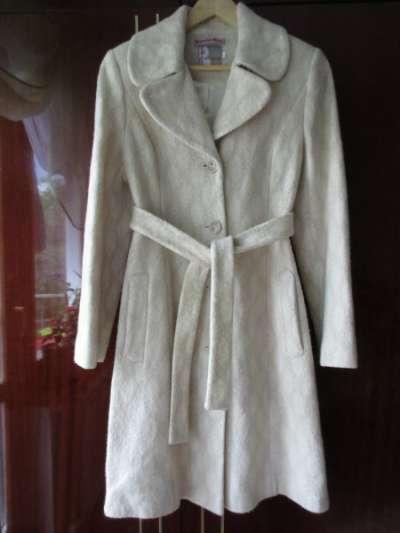 Пальто шерсть 80%
