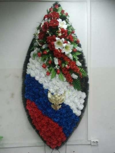 Венки ритуальные эксклюзив ко Дню Победы