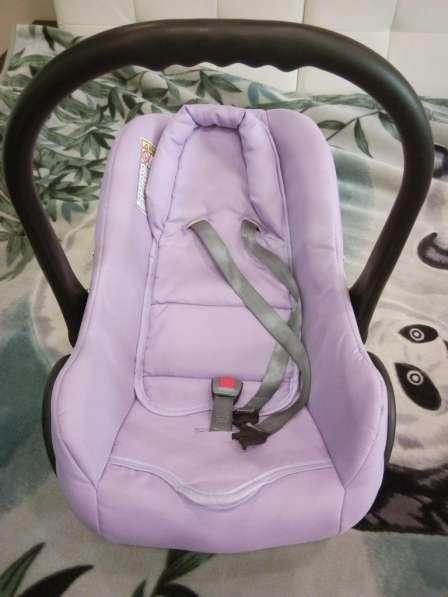 Отличная модель детского автокресла