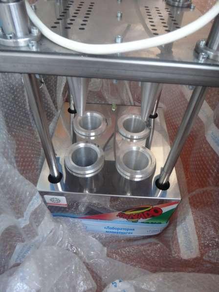 Пресс-печь VM-04-4 на 4 конуса Коно пица