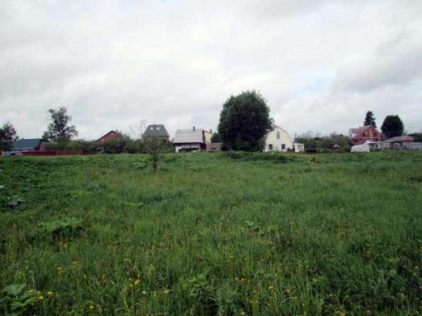 15 соток дер. Холдеево, рядом Москва-река в Можайском районе, 99 км от МКАД по Минскому, Можайскому шоссе.