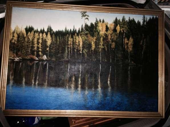 Продам три картины, уральских художников