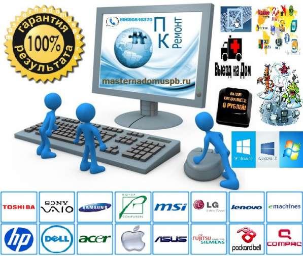 Компьютерная помощь. частный мастер спб