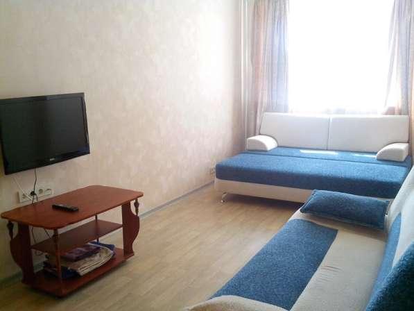 Квартира посуточно в Луховицах