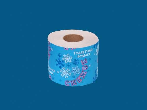 Туалетная бумага, бумажные салфетки