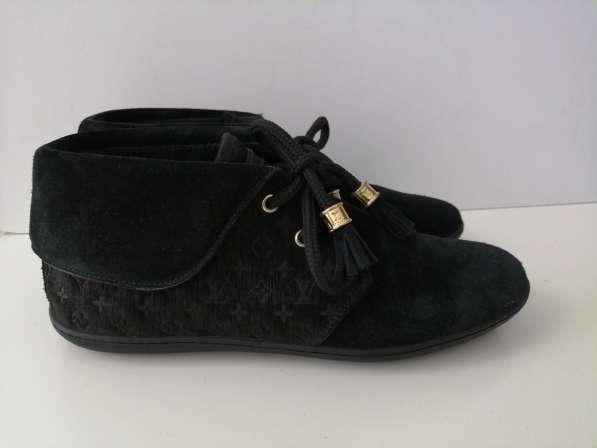 Louis Vuitton женская обувь новые EU 37 100% authentic в фото 7
