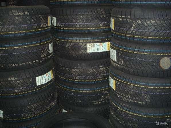 Новые липучки Dunlop 245 50 18 Winter Sport 4D