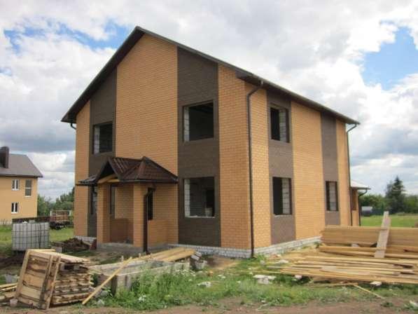 Строительство домов коттеджей, дач под ключ в Воронеже фото 14