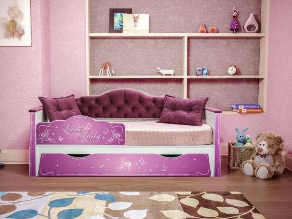 Детская кровать Алиса 1800