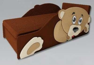диван Тедди коричневый