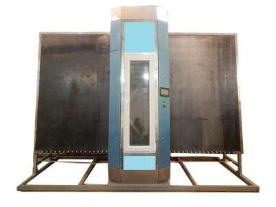 Автоматическая пескоструйная установка FMGroup АПУ-3015
