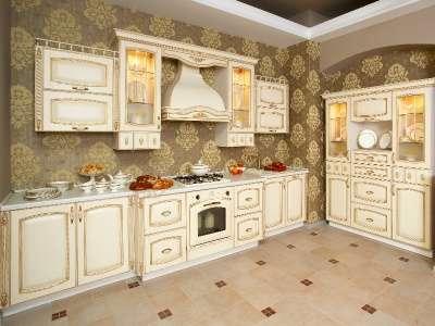 Кухни на заказ по оптовым ценам Спутник Стиль, Джаз