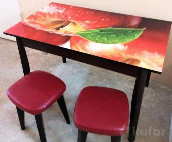 Столы и табуретки от производителя