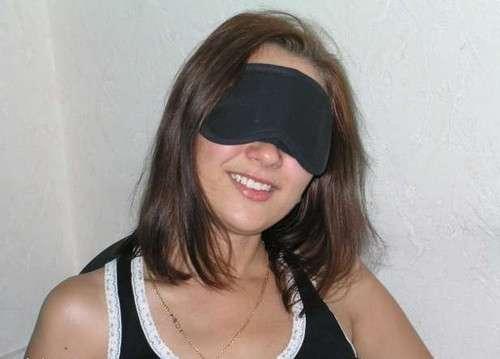 Очки для сна, маска для сна