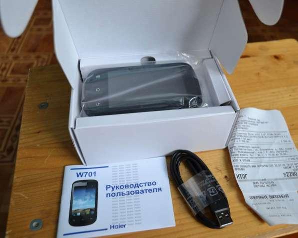Телефон, смартфон Haier W701