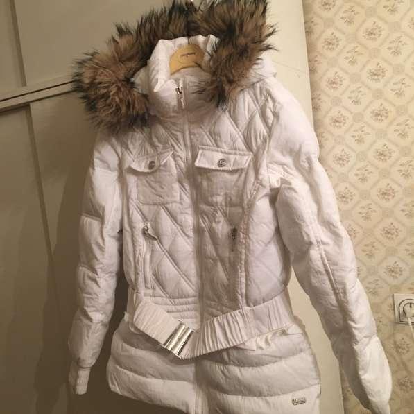 Куртка GEOX зимняя для девочки