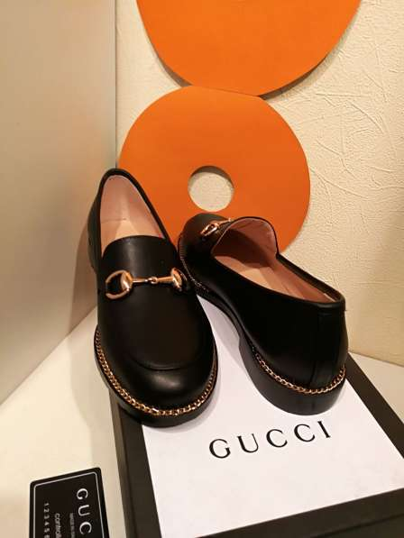Лоферы Gucci в Москве фото 9