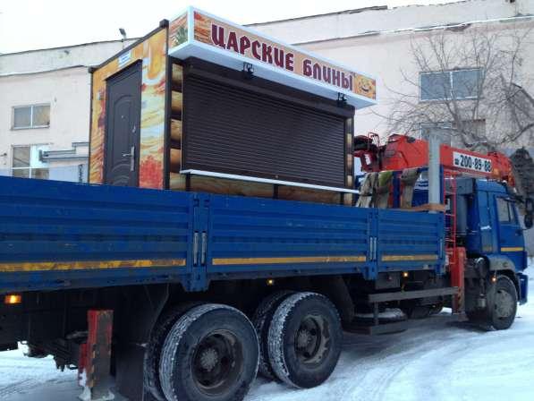 Услуги и аренда камаза - Манипулятора 10 / 7т в Екатеринбурге фото 3