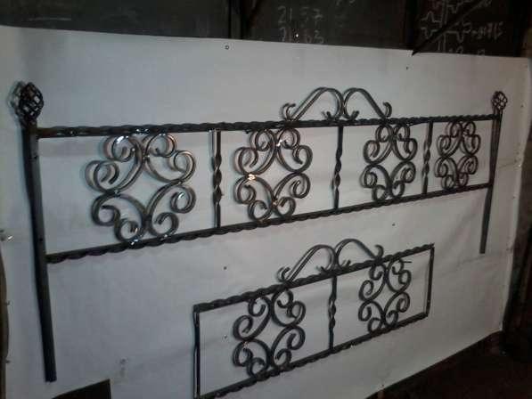 Оградки с порошковой покраской от 2500 руб