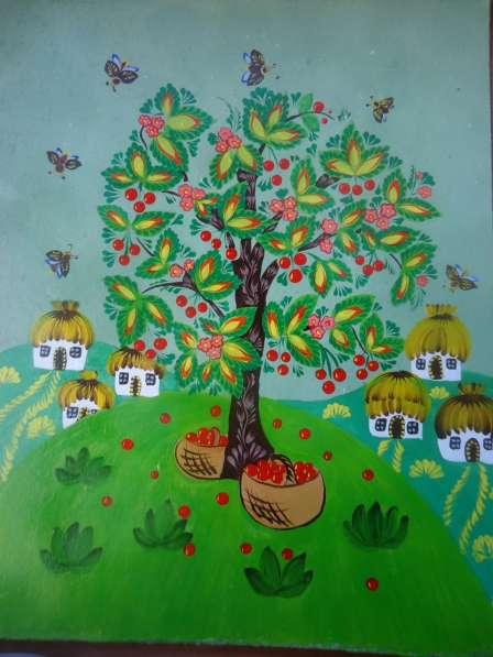 """Продам картину """"Хрущі над вишнями гудуть"""". Недорого!"""