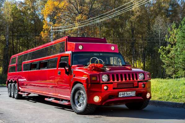 Лимузины и свадебные кортежи в Иванове фото 10