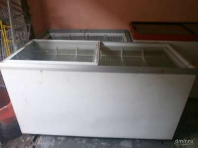 торговое оборудование Лари холодильные 7