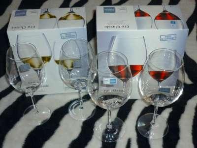 Бокалы для вина Cru Classic, 4 шт