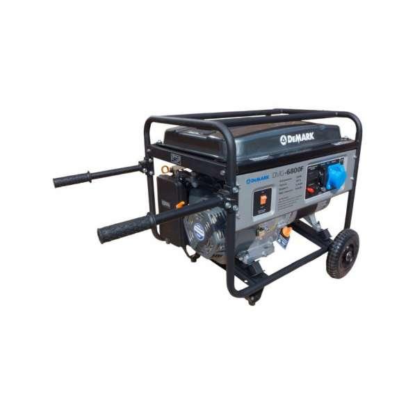 Электрогенератор DeMARK DMG-6800 F