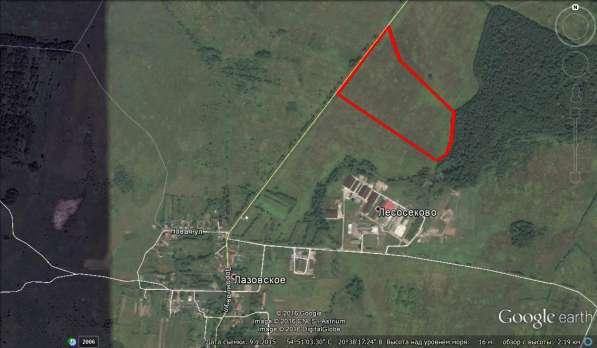 12 гектаров в Лазовском