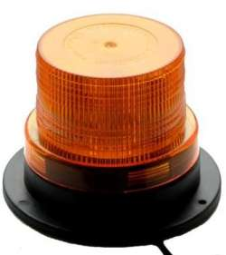 Фонарь аварийной остановки (мигалка оранжевая)