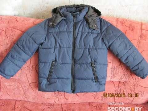 Курточка Mango Kids для мальчика, р.5-6 лет