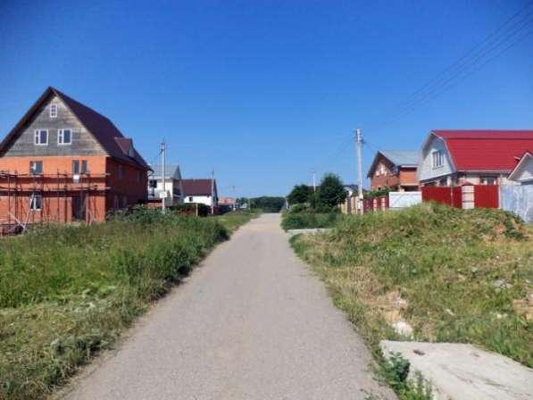 Земельный участок 12 соток(под ПМЖ) в г. Можайске, улица Вилейка (на Мизовское поле), 96 км от МКАД по Минскому шоссе.