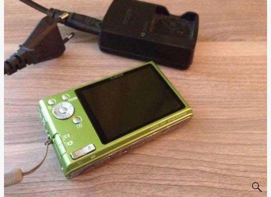 Sony Cyber-shot DSC-W320 фотоаппарат