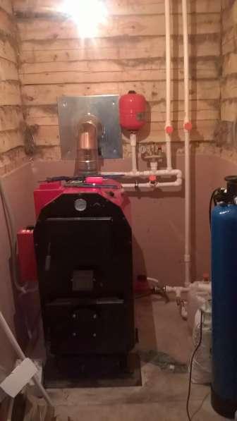 Отопления водоснабжения канализация