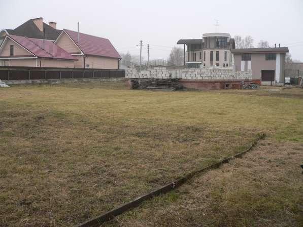 Земельный участок с недос.коттедж,газ.вода,эл в Бердске фото 8