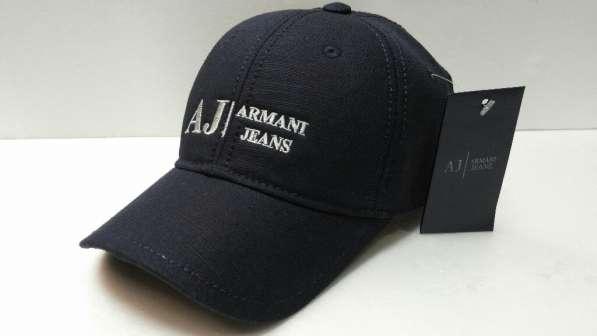 Armani Jeans blue бейсболка